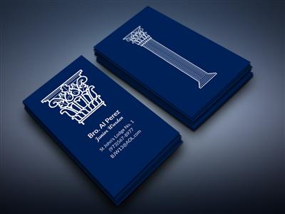 Masonic Calling Cards